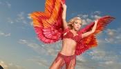 Carissa in wings