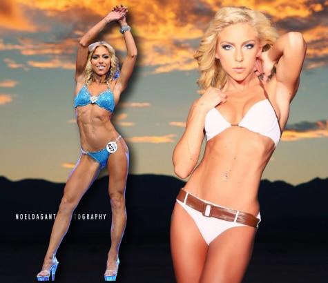 Carissa-fitness-model
